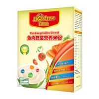 Bestme 贝斯美 鱼肉蔬菜营养米粉 (225g)
