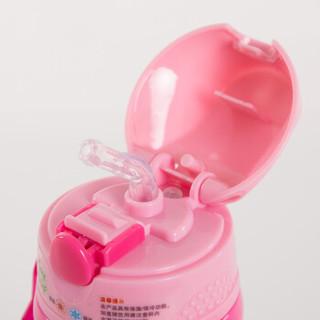 Hello Kitty 凯蒂猫 SH36808TP 真空不锈钢水壶 380ML 粉色
