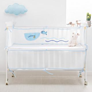Wellber 威尔贝鲁 婴儿床床围 (组合装)