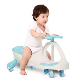 Aing 爱音 TS-2188 儿童扭扭车 薄荷蓝