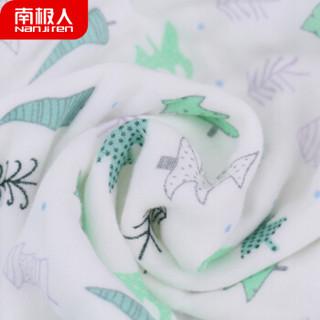 Nan ji ren 南极人 初生宝宝纯棉毯子 (小鱼、110*110cm )