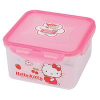 LOCK&LOCK 乐扣乐扣 HPL822D-KT HELLO KITTY密封型塑料保鲜盒 (1.2L、粉色)