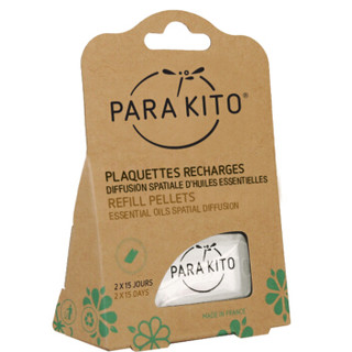 PARA KITO 帕洛驱蚊 婴儿防蚊手环 (2片装)