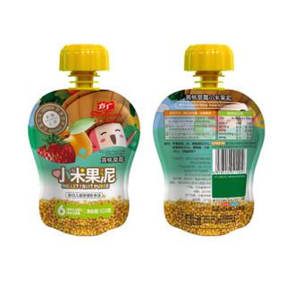 FangGuang 方广 403306 果泥黄桃草莓 6-12个月)