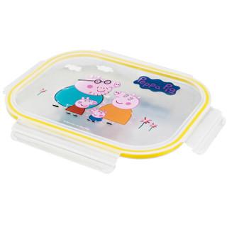 TAFUCO 泰福高 儿童智能饭盒三隔餐盘 (黄色、1000ml)