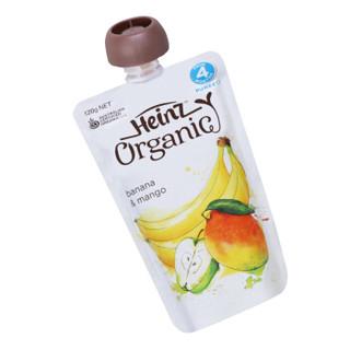 Heinz 亨氏 香蕉芒果泥 120g/袋