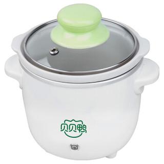 贝贝鸭 A12A 宝宝辅食锅 (绿色)