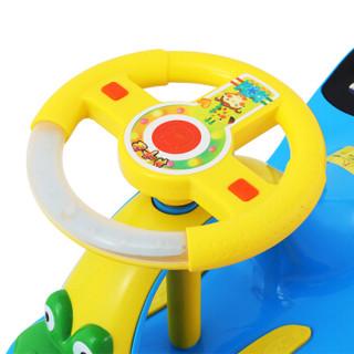A+B 儿童扭扭车 (蓝色+橙色)
