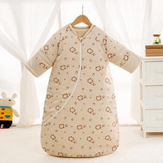Nan ji ren 南极人 婴儿睡袋 (企鹅蘑菇、85cm)