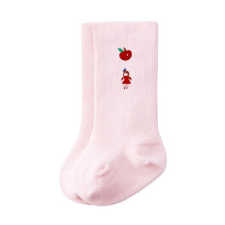 PurCotton 全棉时代 女款长筒袜 (白色)