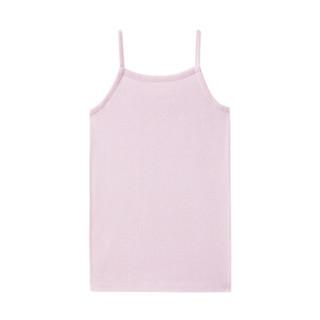 PurCotton 全棉时代 女中童吊带背心 (10/60、粉色)
