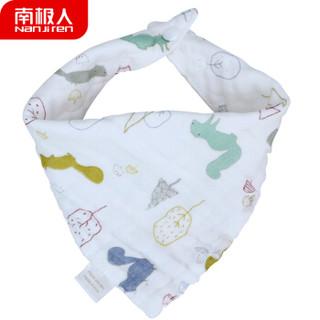 Nan ji ren 南极人 婴儿口水巾 (1条装)