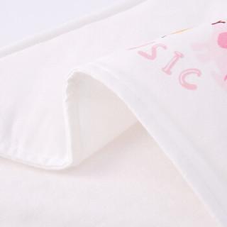 PurCotton 全棉时代 婴儿纱布夹薄涤抱被 (树叶小兔、900*900mm)