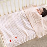 Wellber 威尔贝鲁 婴儿毯子 (150x100cm)