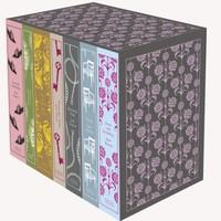 《Jane Austen: The Complete Works 简·奥斯汀作品集》(共7册、英文精版)