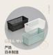日本制造 抽拉式标签收纳篮 *2件