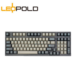 Leopold 利奥博德 FC980M PD 机械键盘