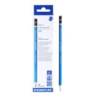STAEDTLER 施德楼 素描铅笔 (12支、木质)