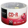 SONY 索尼 7035958 刻录盘 48速 700MB 50片 (50片装、CD-R)