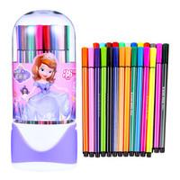 Disney 迪士尼 DM20585S 儿童彩色笔 36色 紫色