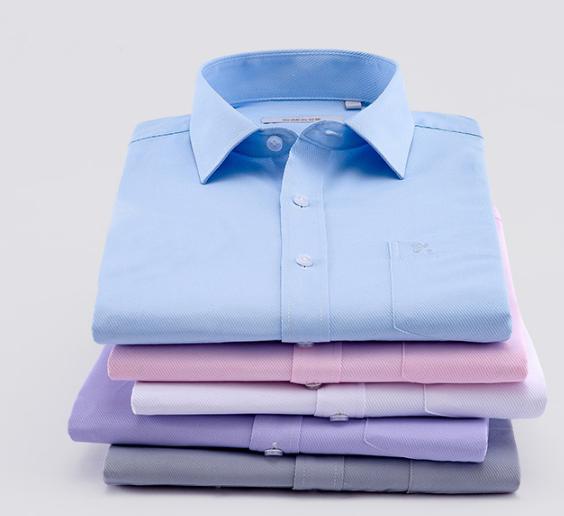 ROMON 罗蒙 2C63058-1 男士纯棉长袖衬衫
