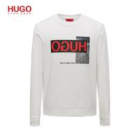 HUGO BOSS 雨果波士 50388469 男士logo运动衫 (XL)