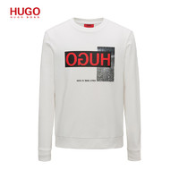HUGO BOSS 雨果波士 50388469 男士logo运动衫 (L)