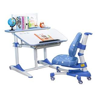 心家宜 M105R_M200R 儿童气压辅助升降学习桌椅套装