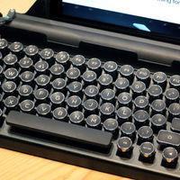 复古蒸汽时代的魅力 蒸汽朋克!圆键帽机械键盘推荐