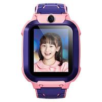 小天才电话手表 Z5 青粉儿童智能防水GPS定位4G全网通视频手表