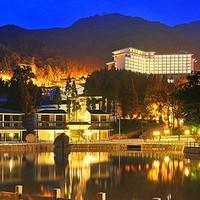 酒店特惠 : 大别山深处有人家 湖北罗田薄刀峰度假酒店1-3晚(含双早+景区门票2张)