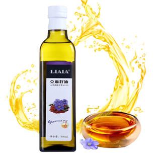 阿戈力 亚麻籽油