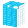 雪亮 4层抽取式面巾纸  30包 27.99元(需用券)