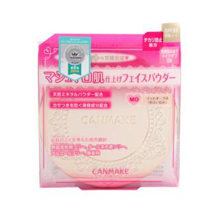 CANMAKE 井田 棉花糖柔美颜控油保湿蜜粉饼