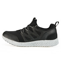 匹克2018秋季新款男子休闲鞋轻便耐磨包裹防滑运动鞋经典时尚男鞋 (39、黑色)