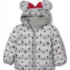 Gap 盖璞 Disney迪士尼系列 女童棉服夹克 209.4元