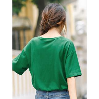 INMAN 茵曼 F1882022967 女士短袖T恤
