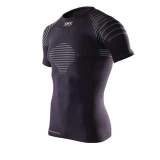 限L码、中亚Prime会员 : X-BIONIC Invent 优能系列 男士短袖压缩衣