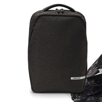 WENGER 威戈 琉森系列  VAB53017106044 男女款双肩背包 15英寸