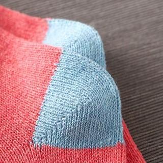 Miiow 猫人 女士中筒袜 5双装
