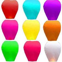 10个装 孔明灯许愿灯