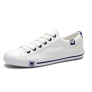 WARRIOR 回力 HL3470-1 男女款休闲帆布鞋  *3双
