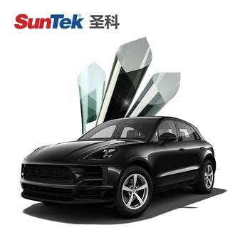 SunTek 圣科 恒雅 75前挡+30侧后挡 全车贴膜 五座轿车