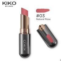 KIKO MILANO 0系 半哑光长效口红 3g (3)