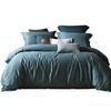 MERCURY 水星家纺60S长绒棉四件套纯棉床笠款醉出色高档床上用品 1.2米床 399元包邮