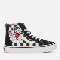 Vans X Disney 米奇 儿童休闲鞋