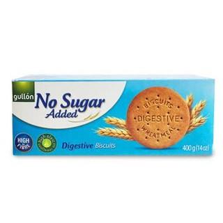 gullon 谷优 低糖粗麦消化饼干 400g *10件