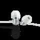 魅族EP31 线控带麦金属入耳式耳机 金色 适配note8 X8 16th 16p 16x手机