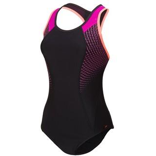 SPEEDO 速比涛 泳感健身系列 811456A715 女子连体泳衣