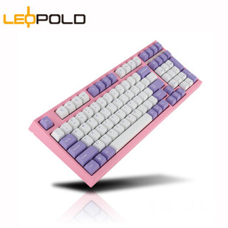 Leopold 利奥博德 FC980M NANA 机械键盘